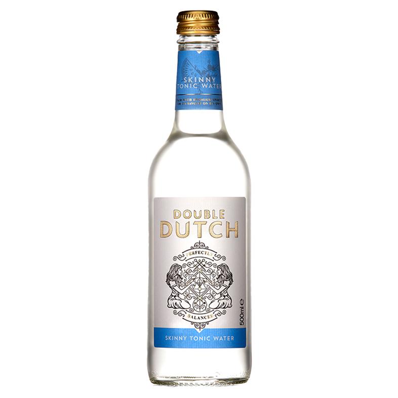 double dutch Skinny Tonic Water 500ml