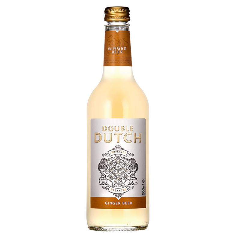 double dutch Ginger Beer 500ml