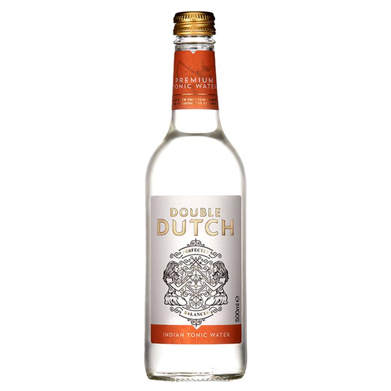 Double Dutch Indian Tonic Water 500ml