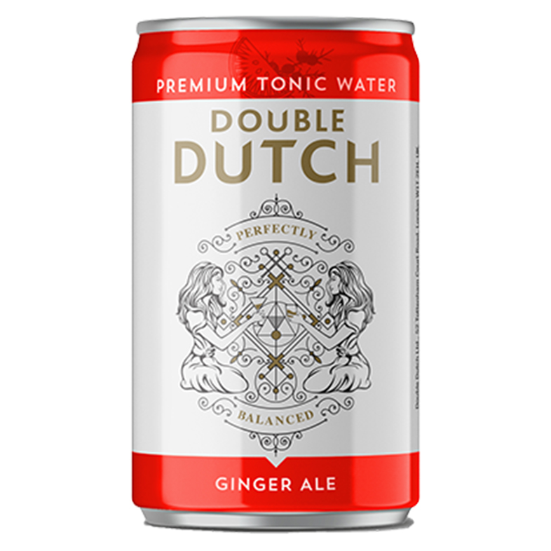 double dutch Ginger Ale 150ml