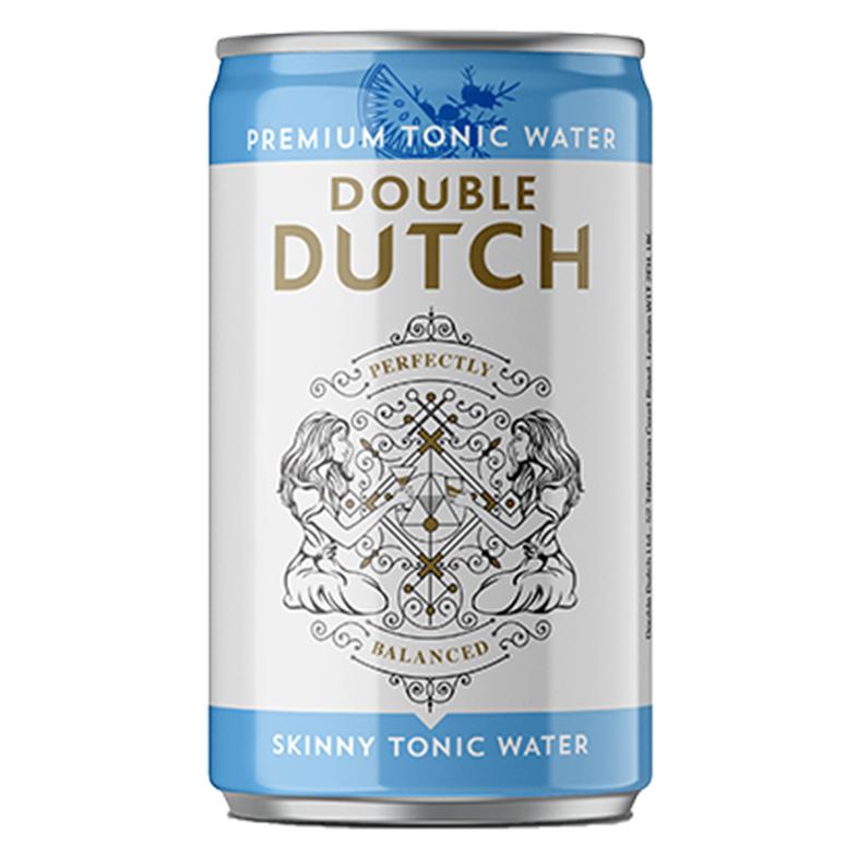 double dutch Skinny Tonic Water 150ml