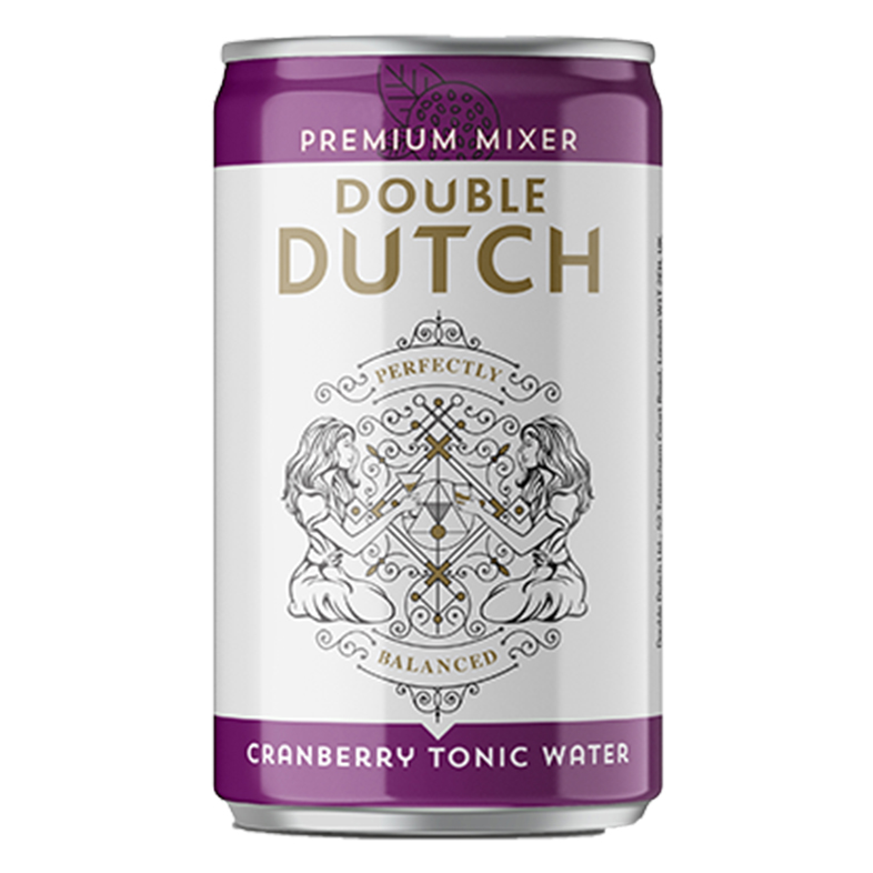 double dutch Cranberry & Ginger 150ml