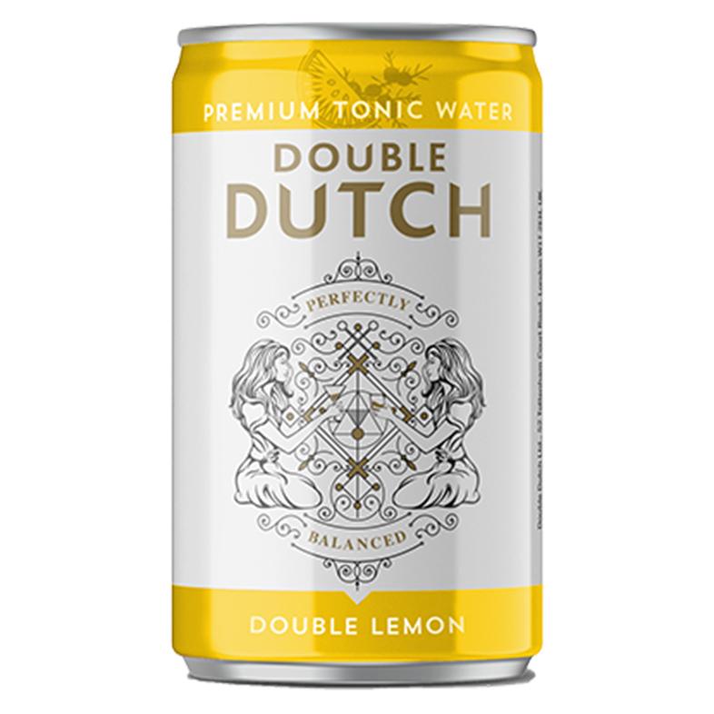 double dutch Double Lemon 150ml